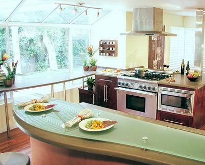 Cửa sổ nhà bếp