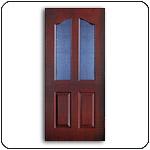 Cửa gỗ HDF Mã: HD2A Giá: 730.000 Vnd/m2